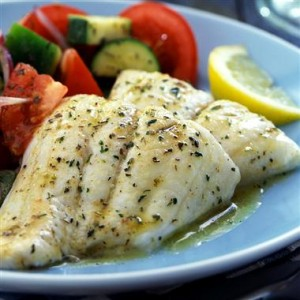 Garlic Herb Tilapia.ashx  300x300 The Popularity of Tilapia as a Seafood